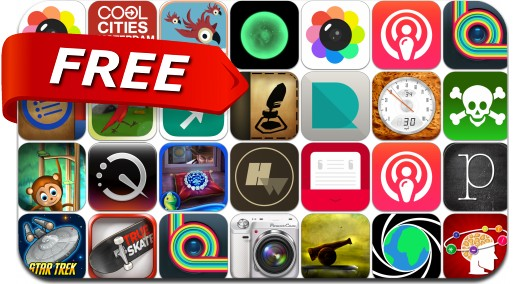iPhone & iPad Apps Gone Free - August 21, 2014