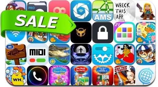 iPhone & iPad App Price Drops - May 17, 2016