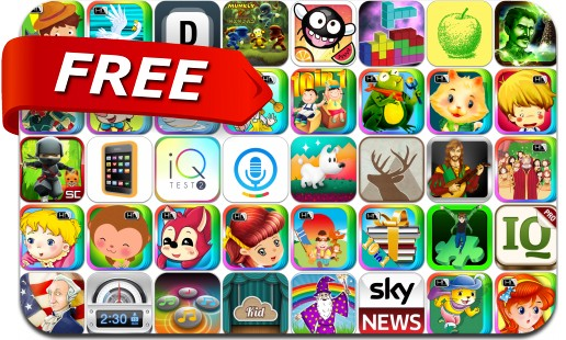 iPhone & iPad Apps Gone Free - July 2, 2014