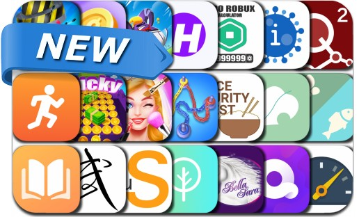 Newly Released iPhone & iPad Apps - April 7, 2020