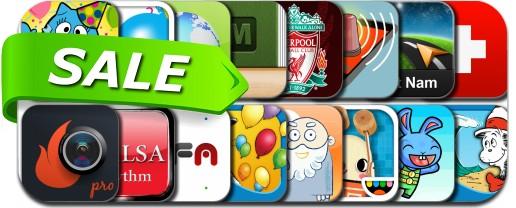 iPhone & iPad App Price Drops - March 10, 2015
