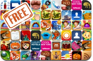 iPhone and iPad Apps Gone Free - October 26