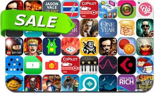 iPhone & iPad App Price Drops - December 17, 2016