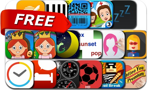 iPhone & iPad Apps Gone Free - December 1, 2015