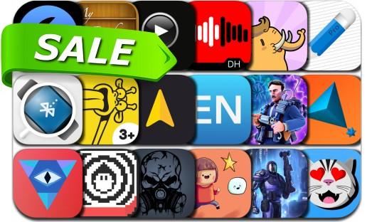 iPhone & iPad App Price Drops - December 5, 2018