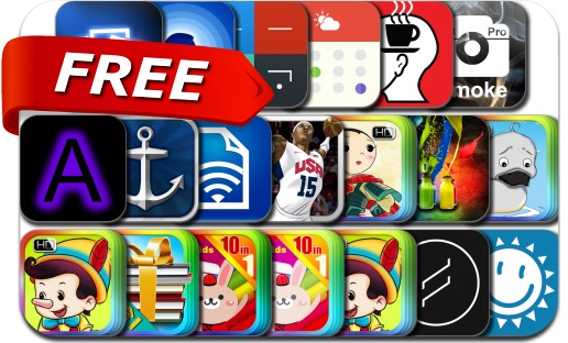 iPhone & iPad Apps Gone Free - May 6, 2015