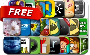 iPhone & iPad Apps Gone Free - January 28