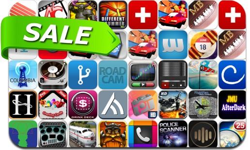 iPhone & iPad App Price Drops - August 25