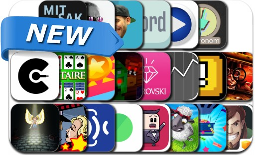Newly Released iPhone & iPad Apps - May 2, 2015