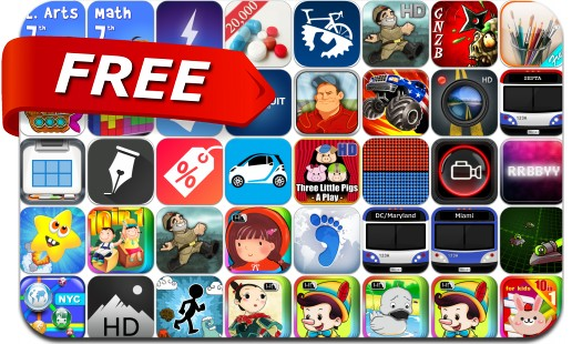 iPhone & iPad Apps Gone Free - June 7, 2014