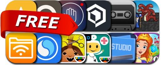 iPhone & iPad Apps Gone Free - November 9, 2017