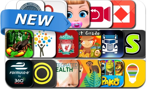 Newly Released iPhone & iPad Apps - September 13, 2014