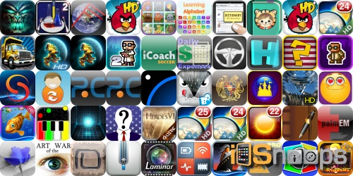 iPhone and iPad Apps Price Drops - March 14 Roundup