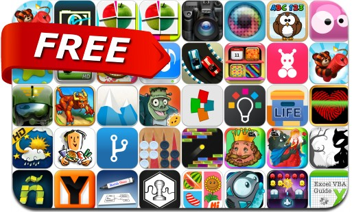 iPhone & iPad Apps Gone Free - November 8