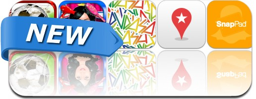 Newly Released iPhone & iPad Apps - June 23, 2014