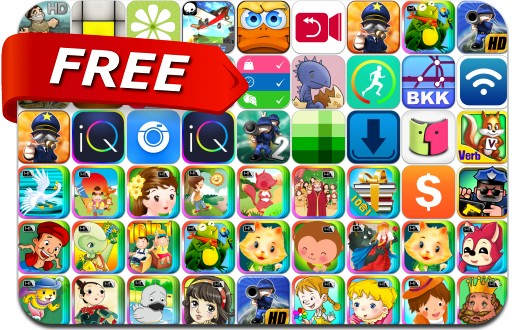 iPhone & iPad Apps Gone Free - October 25, 2014