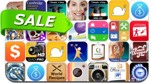 iPhone & iPad App Price Drops - November 16, 2014