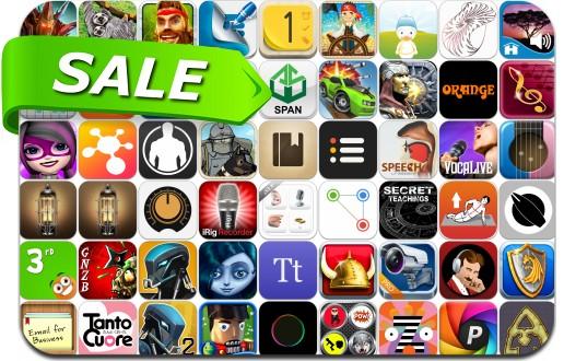 iPhone & iPad App Price Drops - November 21, 2014