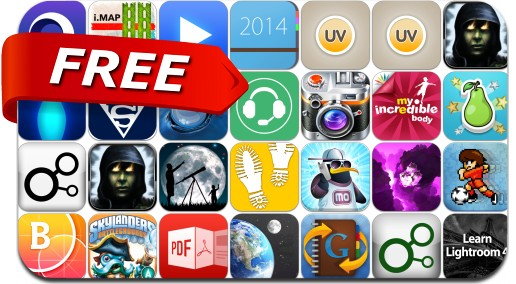 iPhone & iPad Apps Gone Free - July 1, 2014