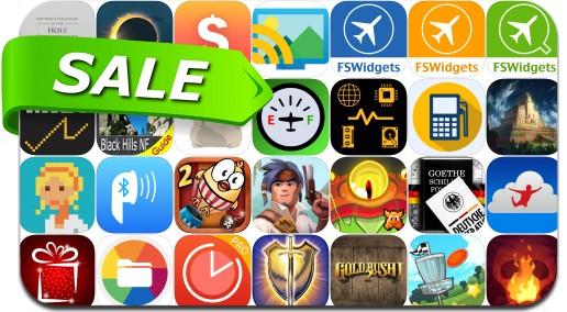 iPhone & iPad App Price Drops - September 2, 2019