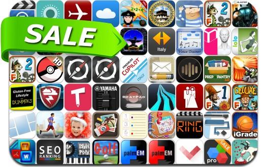 iPhone & iPad App Price Drops - December 29