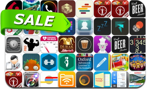 iPhone & iPad App Price Drops - April 14, 2015