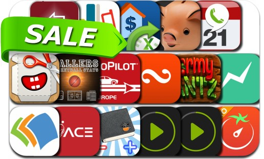 iPhone & iPad App Price Drops - July 18, 2016