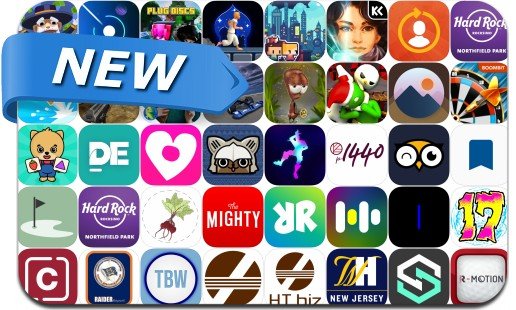 Newly Released iPhone & iPad Apps - September 29, 2018