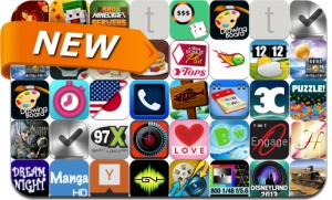 Newly Released iPhone and iPad Apps - January 19