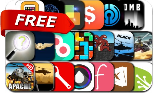 iPhone & iPad Apps Gone Free - December 8, 2018