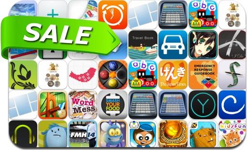 iPhone & iPad App Price Drops - September 1, 2014