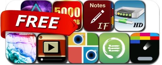 iPhone & iPad Apps Gone Free - November 29, 2015