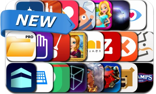 Newly Released iPhone & iPad Apps - September 19, 2015
