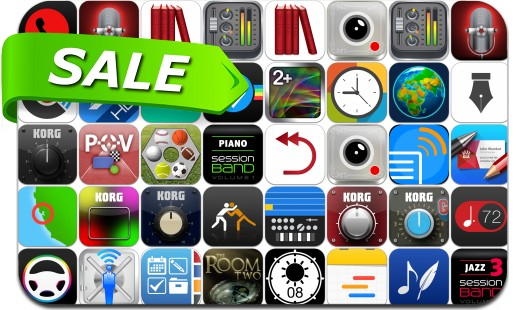 iPhone & iPad App Price Drops - July 8, 2014
