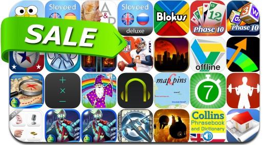iPhone & iPad App Price Drops - September 4, 2015