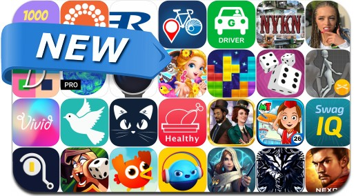 Newly Released iPhone & iPad Apps - February 23, 2018