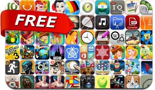 iPhone & iPad Apps Gone Free - December 17