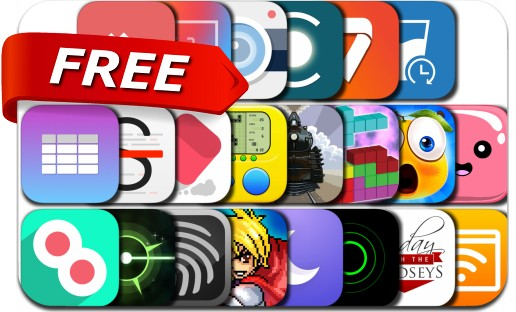iPhone & iPad Apps Gone Free - April 12, 2019
