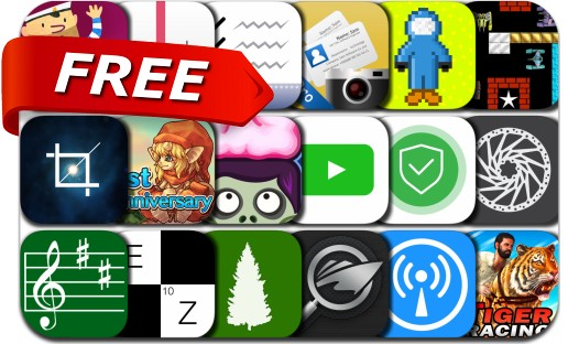 iPhone & iPad Apps Gone Free - August 30, 2018