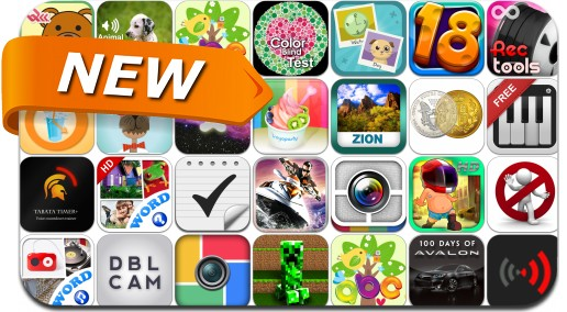 Newly Released iPhone & iPad Apps - March 3