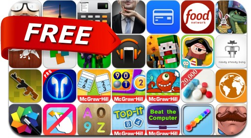 iPhone & iPad Apps Gone Free - November 4
