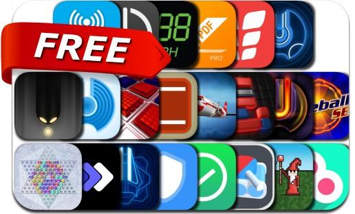 iPhone & iPad Apps Gone Free - November 15, 2018