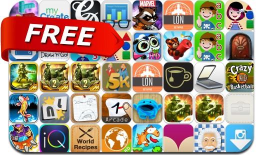 iPhone & iPad Apps Gone Free - November 27, 2014