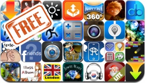 iPhone and iPad Apps Gone Free - November 4