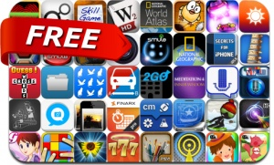 iPhone & iPad Apps Gone Free - January 30