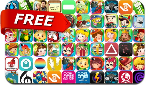 iPhone & iPad Apps Gone Free - July 4, 2015
