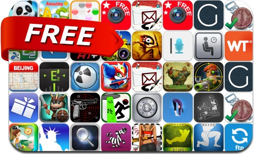iPhone & iPad Apps Gone Free - June 18