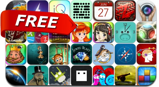 iPhone & iPad Apps Gone Free - September 19, 2014