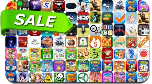 iPhone & iPad App Price Drops - November 26