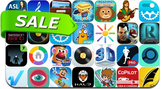 iPhone & iPad App Price Drops - May 24, 2016